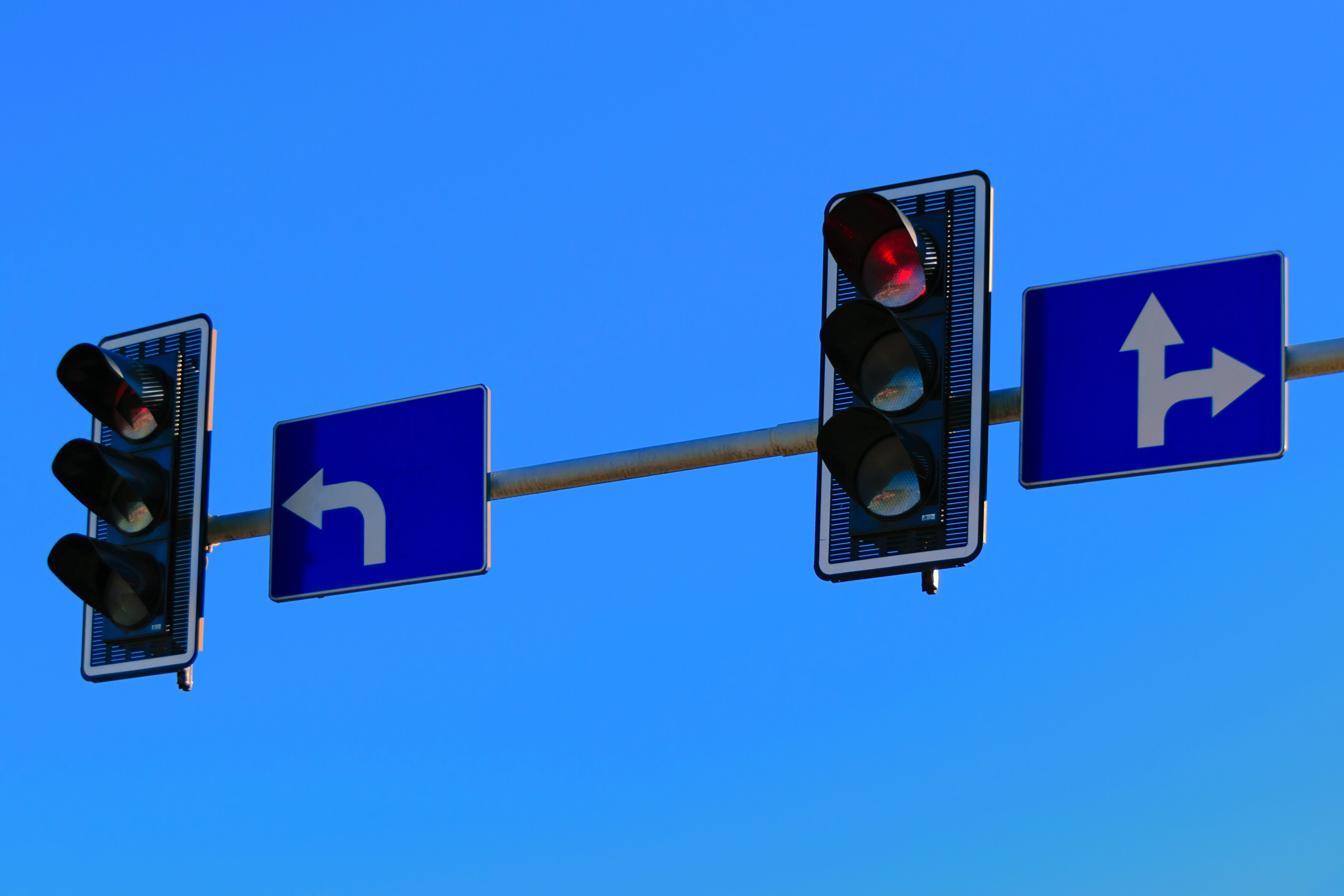 road signs - directions in life