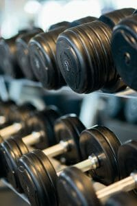 weights for a total body workout
