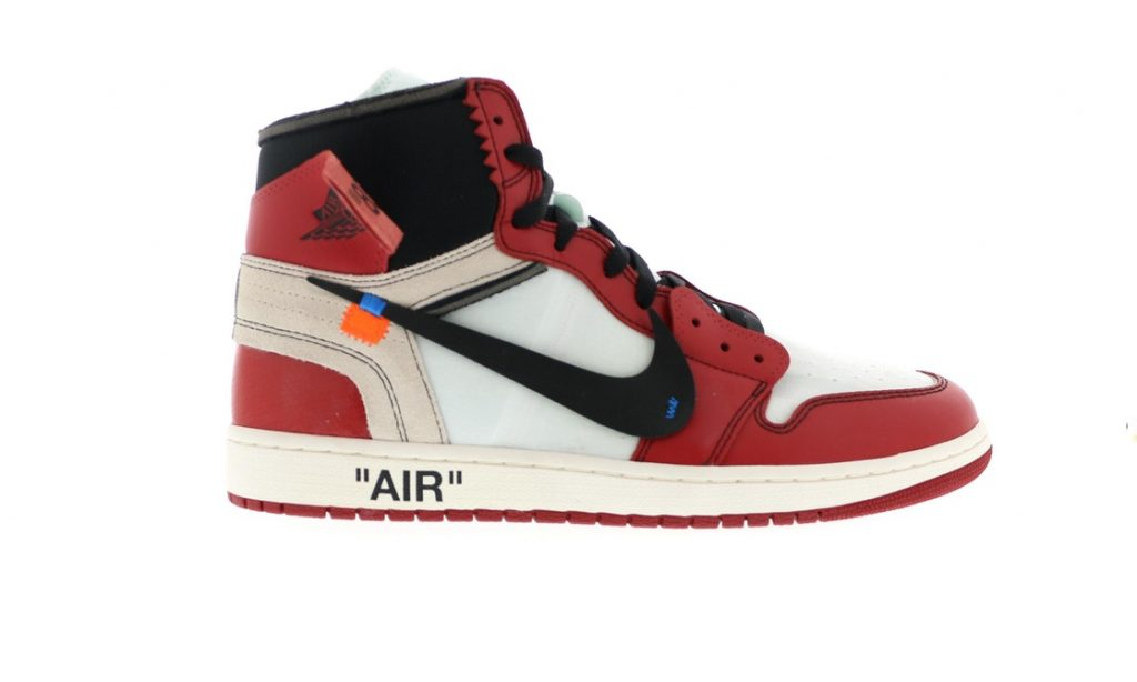 Air Jordan 1 x Off-White Chicago